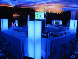 led illuminated lounge furniture lethal rhythms and equipment