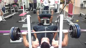 bench press 100kg greatsak max reps on 100kg bench press 82kg body weight youtube
