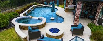 dallas pool builder rockwall north texas inground custom swimming