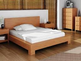 Bed Frame No Headboard Bed Dazzling Wood Bed Frames And Headboards Plans Eye Catching