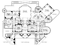 medieval castle floor plan blueprints house plans entrancing