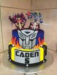 transformer birthday cakes transformers cake buscar con ideas para una