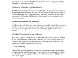 18 email cover letter format email cover letter example 10