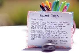 bridal shower guest book alternatives wedding guest book alternatives search wedding guest