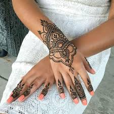 henna tattoos by rachel goldman you must see