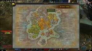 Flight Path Map 31 Broken Isles Flight Path Maps Are Messed Up Issues Gw2 Ui