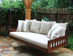 outdoor floating bed outdoor porch bed swing outdoor floating beds outsunny covered