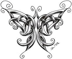 celtic butterfly by roblfc1892 on deviantart