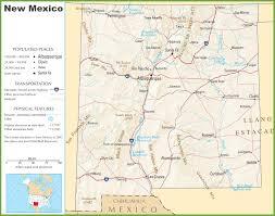 Louisiana Rivers Map New Mexico Highway Map