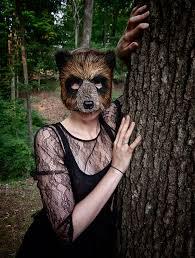 Brown Bear Halloween Costume Woodland Brown Bear Mask Grizzly Bear Mask Bear Costume
