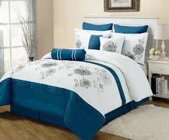 blue bedroom comforter sets home design ideas