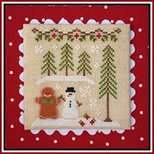 Country Cottage Cross Stitch Country Cottage Needleworks Gingerbread Cottage Cross Stitch
