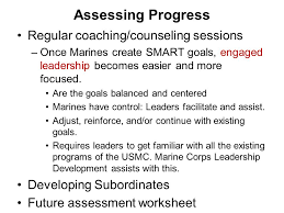 Counseling Coaching And Mentoring Leading Marines Answers Marine Corps Leadership Development Mcld Ppt