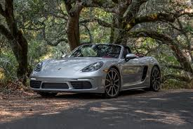miami blue porsche boxster 2018 porsche 718 boxster pricing for sale edmunds