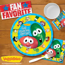 the party supplies veggietales party supplies review emily reviews