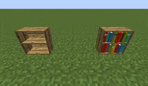 Minecraft Enchanting Table Bookshelves Bookcase Official Feed The Beast Wiki