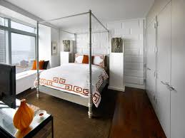 How To Furnish A Studio Apartment by Optimize Your Small Bedroom Design Hgtv