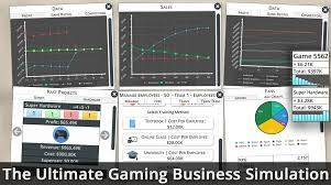 manage your own indie video game studio in game studio tycoon 3