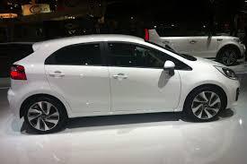 kia rio kia rio 2015 facelift unveiled in paris auto express