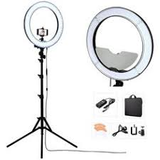 lighting for makeup artists ring light beauty light ciaoobelllaxo