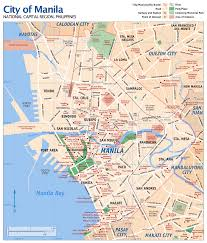 San Jose Bus Routes Map by List Of Roads In Metro Manila Wikipedia