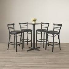 high top table and chairs visualizeus