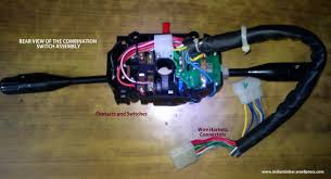 deciphering almost any automotive combination switch assembly