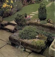 trough rock garden ideas howstuffworks
