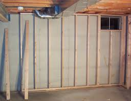 basement vapor barrier or not framed wall 1 jpg