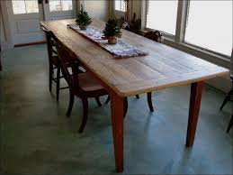 Narrow Rectangular Kitchen Table by Kitchen Kitchen Work Tables Wood Dining Table White Round