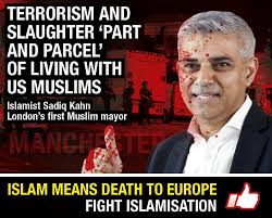 Islamic Meme - sick politicians line up to excuse islam on tv british national party