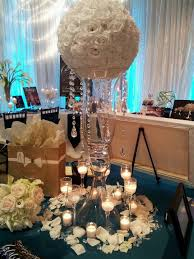 Ball Table Decorations Centerpiece Cylinder Flower Ball