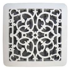 decorative bathroom vent covers for 60 90 u0026 90 120 cfm