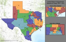 houston map districts united states congressional delegations from