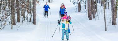 cross country skiing in traverse city michigan