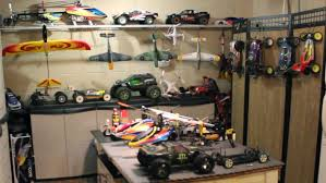 rc collection u0026 hobby room basement tour 2015 youtube