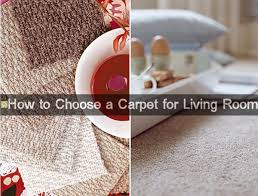 how to choose a carpet for living room jpg