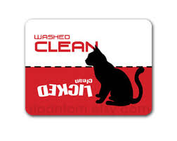 Dirty Clean Dishwasher Magnet Clean Dirty Cats Etsy