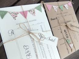 unique handmade wedding invitations vertabox com