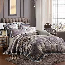 Purple And Gray Comforter Gray And Purple Bedding Product Choices Homesfeed