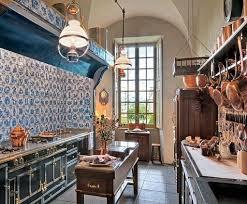 cuisine chateau la cuisine merveilleuse a fantastic kitchen in a chateau