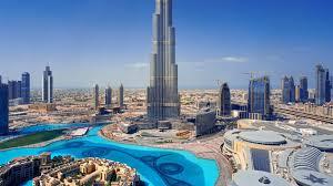 skyscrapers dubai arab emirates hotel skyscrapers wide resolution