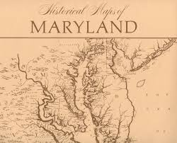 Umd Campus Map Historical Maps Of Maryland Md Maps Umd Libraries