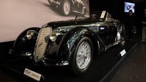 1939 alfa romeo 8c 2900b lungo spider review top speed