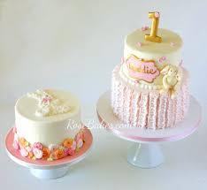 1st birthday cake behance