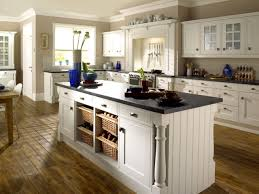 farmhouse kitchen design ideas built in stoves oven solid cherry