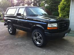 ford bronco jeep 1992 ford bronco news reviews msrp ratings with amazing images