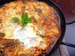 recettes de cuisines faciles et rapides chakchouka recette facile et rapide