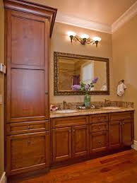 Bathroom Vanity And Linen Cabinet by 10 Best Linen Cabinets Mstr Bath Images On Pinterest Home