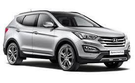 rent a hyundai santa fe suv jeep rental in cuba for just 79 our 4x4 from car